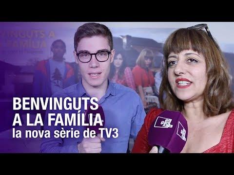 'Benvinguts a la Familia', la nova sèrie de TV3 | Enganxats
