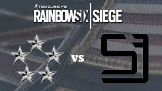 Stage 3 vs The 55's Competitive Game - Rainbow Six Siege