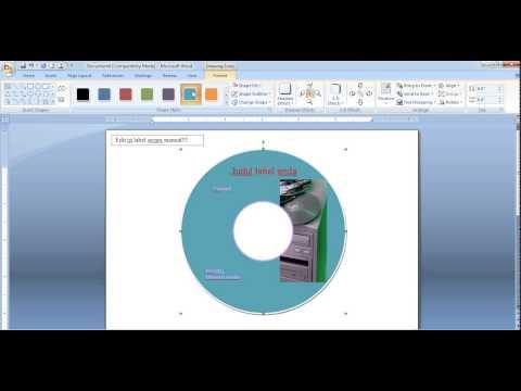 cara-membuat-label-cd-di-microsoft-word-2007
