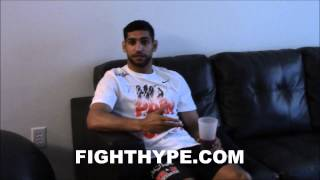 Amir Khan Fighthype Access Part 1: The Diet, Nutrition, And Sacrifices Of Training