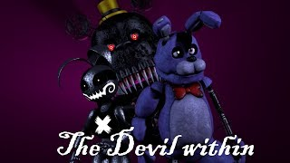 A secret|The Devil Within-Digital daggers|SFM