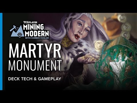 [MTG] Martyr Monument | Mining Modern