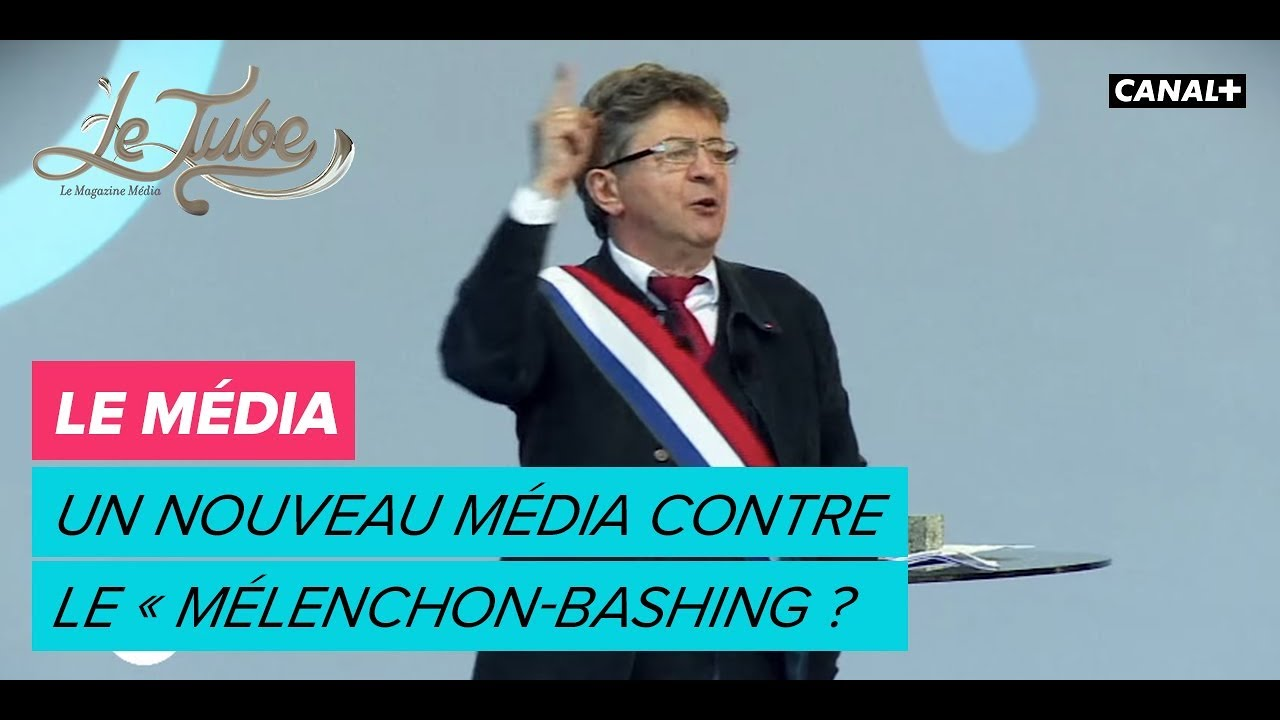 Image result for melenchon le media