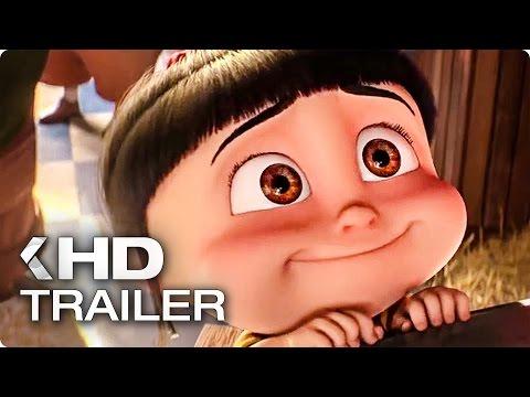 DESPICABLE ME 3 Siblings Spot & Trailer (2017)
