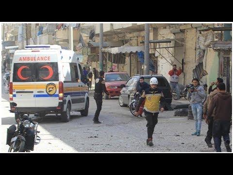 Turkish aid agency decries attacks in Idlib, Syria