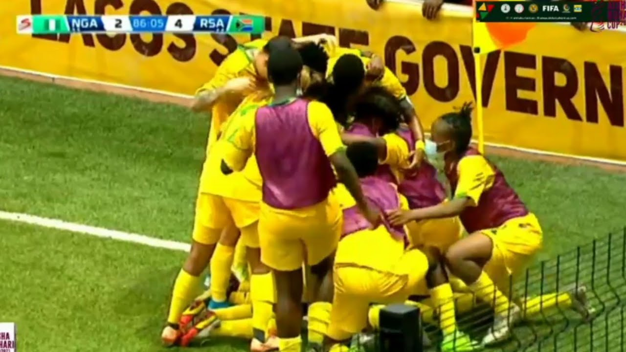 Download Nigeria vs South Africa [2-4] Aisha Buhari Cup 2021| Women's International Friendly