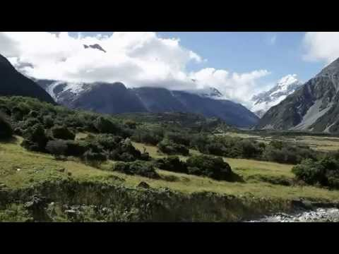 Twizel    New Zealand HD -  Lessons and Adventures
