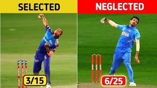 Top 10 Most Deserving Cricketer in T20 WC 2021 || Neglected Cricketer Out from WC ||  By The Way