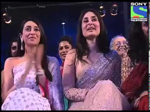 Madhuri Dixit performs Dhak Dhak with SRK & Ranbir @ 57th Fi