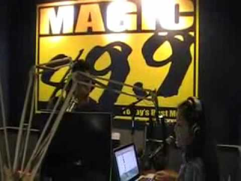 Magic 89.9 DJ Boom & DJ Suzy