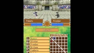 Monster Rancher DS walkthrough - Part 5