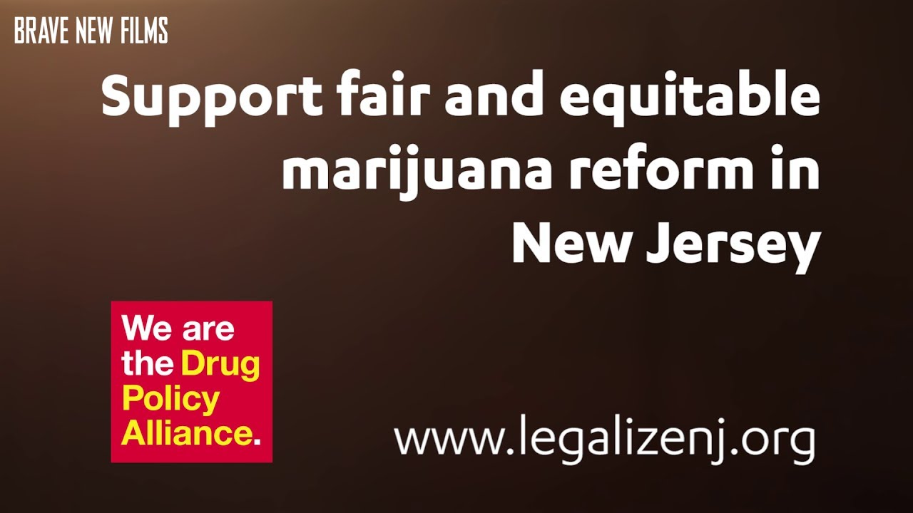 Marijuana Reform in New Jersey | Drug Policy Alliance