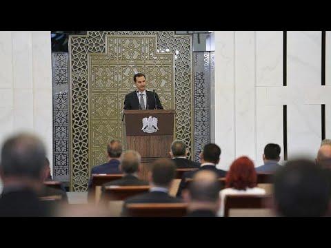 فيديو: الأسد يعتبر قانون قيصر مرحلة جديدة من التصعيد على بلاده…  - نشر قبل 8 ساعة