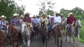 Toño  Aldeco BRIDON Banda Max, En La Buena Platica Con Los Cabalgantes # 35