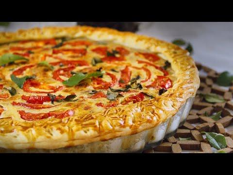 recette-de-quiche-au-thon-et-légumes