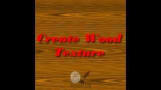 Mega Academy Adobe Photoshop Tutorial, Create Wood Texture.