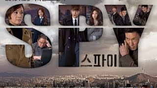 Spy Ep 1 Eng Sub Full Korean Drama 2015