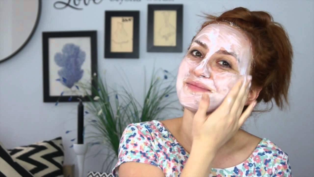 Karbonat ve Yoğurt Maskesi ile Güzelleşin
