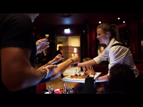 Horeca Bijbaan In Amsterdam Op De Dinnershow Brooklyn Nights