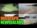 Waiotapu Thermal Wonderland - Rotorua, New Zealand - Things to Do