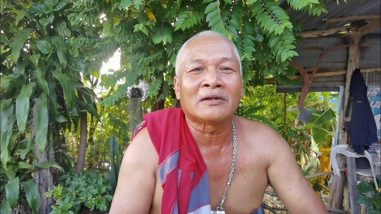 พ่อใหญ่ป่วง ตอนเป็นนักเลงเก่า (นิทานก้อมสีคันโซ่)