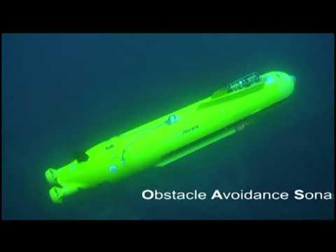 DRDO develops underwater drone prototype,English