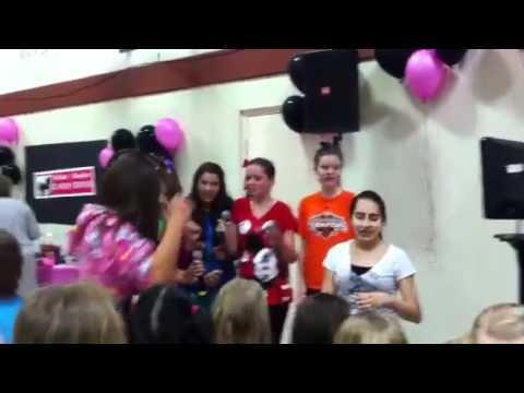 8th grade karaoke