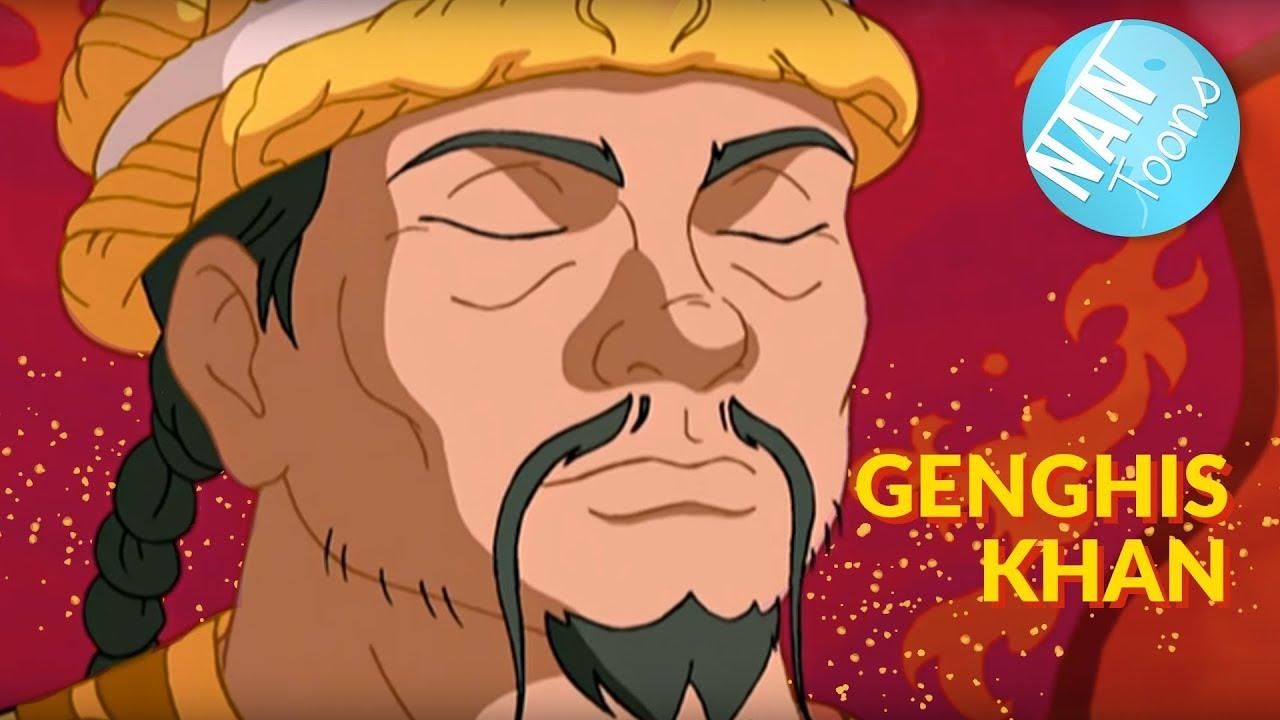 Ver GENGHIS KHAN | Toda la película para niños en español | TOONS FOR KIDS | ES en Español