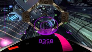 Ballistics PC futuristic racing game