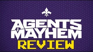 Agents of Mayhem Review (Video Game Video Review)