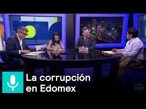 La corrupción en Edomex. La alianza PAN-PRD. Elba Esther y Morena - Es la Hora de Opinar