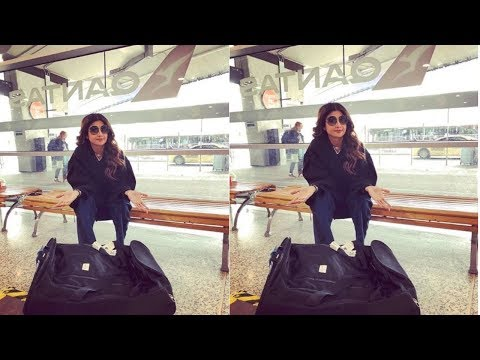 Shilpa Shetty Faces Racism at Sydney Airport | B-Town Gossip