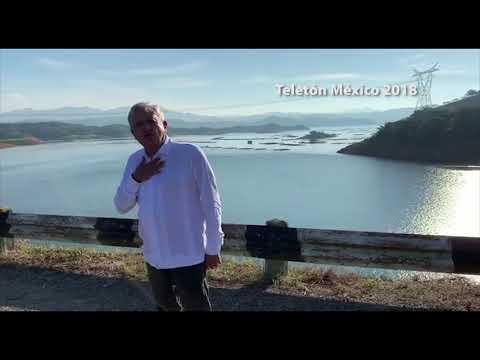 Mensaje de nuestro presidente Andres Manuel López Obrador
