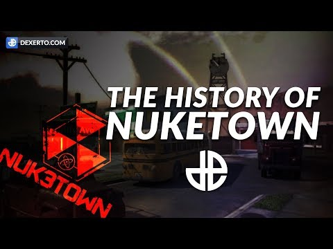 The History of Nuketown in Call of Duty
