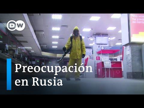 Alerta en Moscú por el aumento de contagios