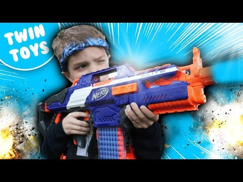 Thumbnail: Nerf War: Payback Time 13