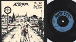 Mayhem - Pulling Puppets Strings EP (1983 Uk Punk)