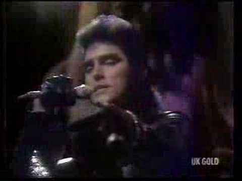 alvin stardust - red dress