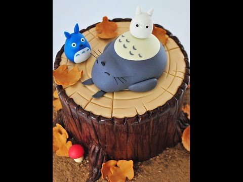 Greatest 12 Totoro Cakes That Look Too Good To eat of all time