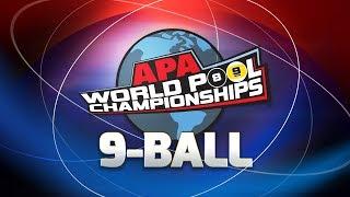 9-Ball Finals - 2017 APA World Pool Championship - Amateur Pool