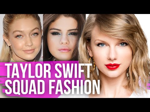 Taylor Swift Squad Fashion (Dirty Laundry)