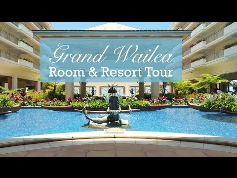 Family Travel - Maui Grand Wailea Tour