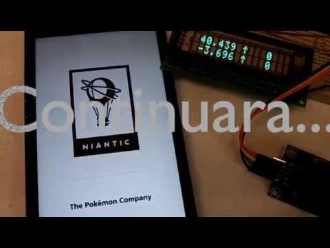 Arduino GPS Hack (GPS Spoofer // Fake GPS) ¿Para Pokémon GO