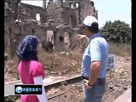 Press TV - TV Report on Tripoli Railway Station - 2011
