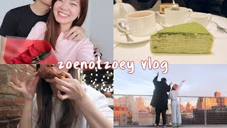 valentine's day, museum date, getting a new camera| VLOG EP. 8