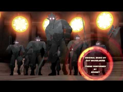 Iron-Man: Armored Adventures INTRO (HD 720p)