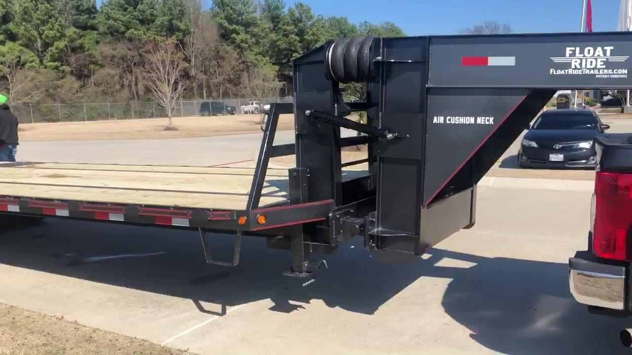 float ride trailers innovative flatbed