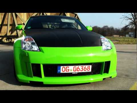 nissan 350z tuning strosek. Black Bedroom Furniture Sets. Home Design Ideas