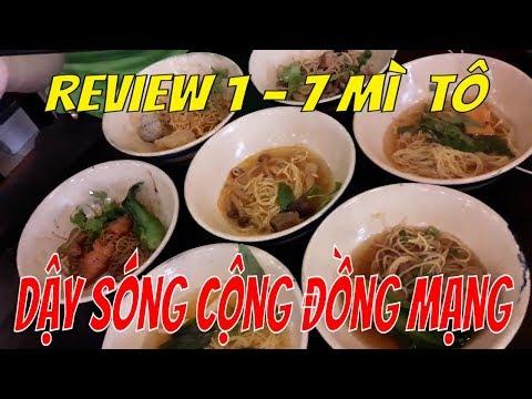 [Saigon Little] REVIEW 1 - MÌ 7 TÔ DẬY SÓNG CỘNG ĐỒNG MẠNG