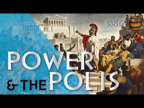 Power & The Polis - Ancient Greek Society 02